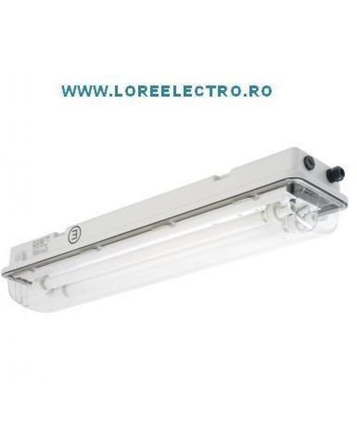 Corp iluminat Antiex 2x36W EVS240 Franta
