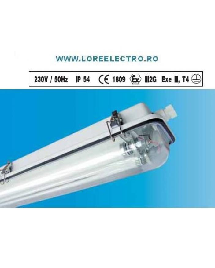 Corp iluminat antiexploziv 2 x 36 W CFSM03