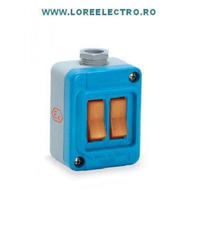 comutator lumina antiex 16A