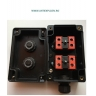 cutie antiex pornire motoare cu 2 butoane interior antiexploziv