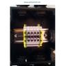 doza antiex cu cleme sir si cu 4 presetupe poliamida pentru cabluri nearmate m25 interior